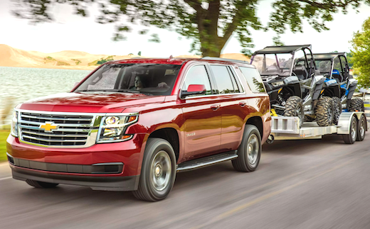 2019 Chevy Tahoe RST Rumors