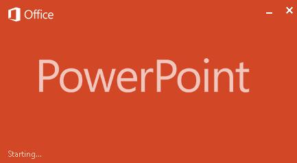 Cara Memulai Presentasi Microsoft Powerpoint