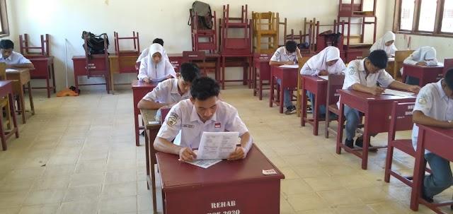 Ujian Semester I TP 2020/2021 SMAN 1 Sungai Beremas