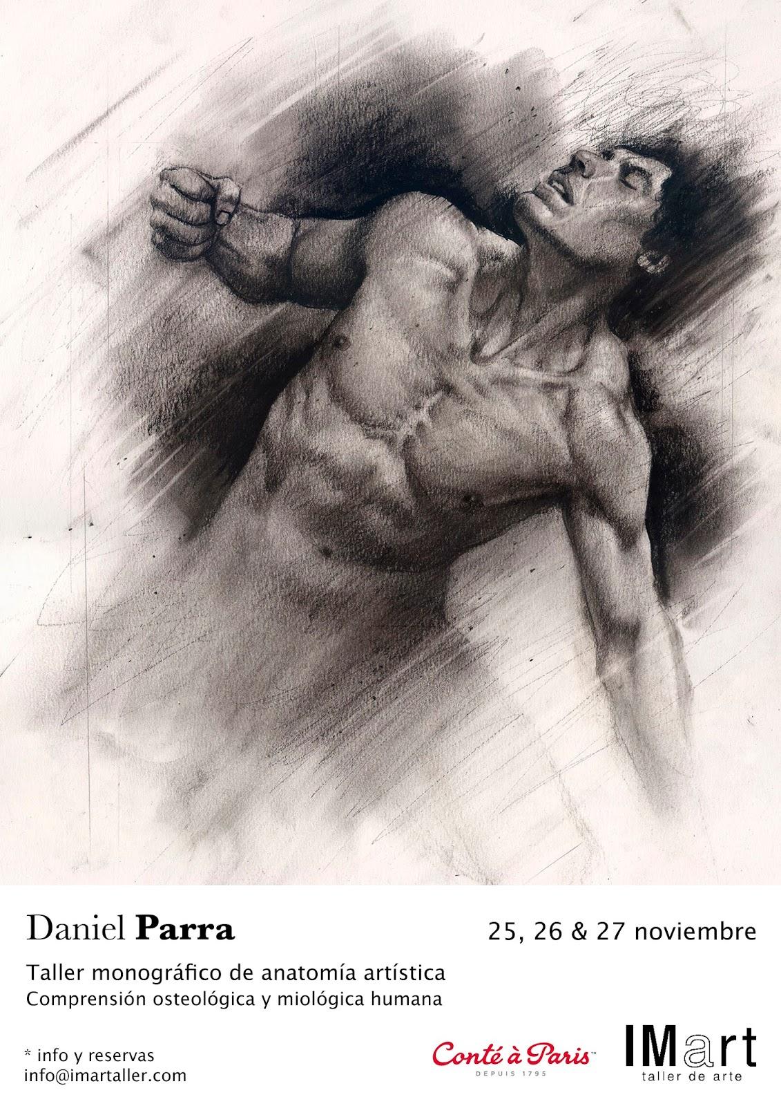 Vive, que no es poco.: Talleres IMart. Anatomía Artística ...