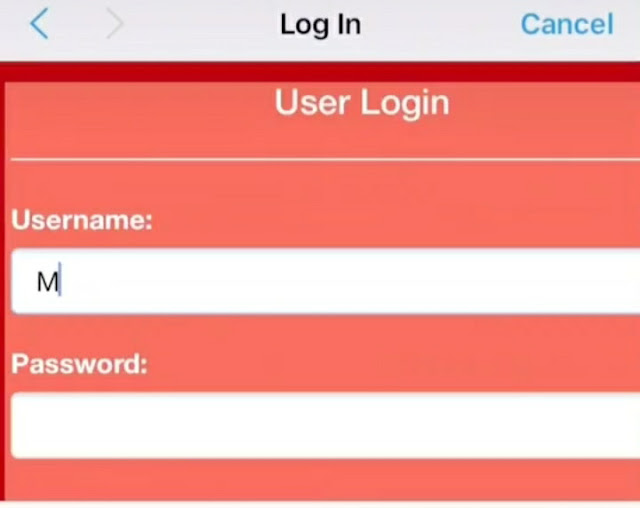 Password WIFI MCD