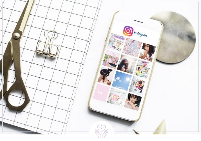 Como deixar o feed do Instagram organizado? Aprenda aqui!