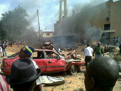 KADUNA+BLAST+1 Photos From Kaduna Bomb Blast and Killings Plus Christian and Muslim clash.