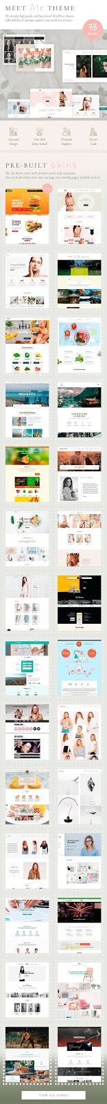 eCommerce WordPress Multipurpose Theme