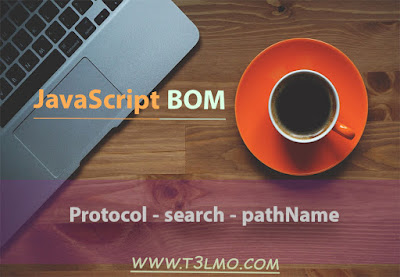 شرح Protocol - search - pathName في window location properties