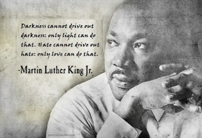 in memory of Martin Luther King Jr.  and to add : list is endless…