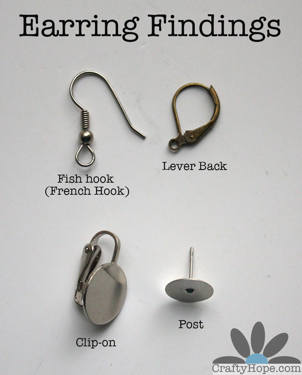 crafty jewelry for beginners part 3 findings