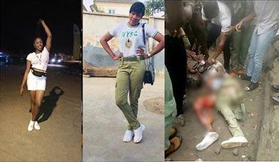 Female Corper Wearing Earphones Hit By Train In Lagos