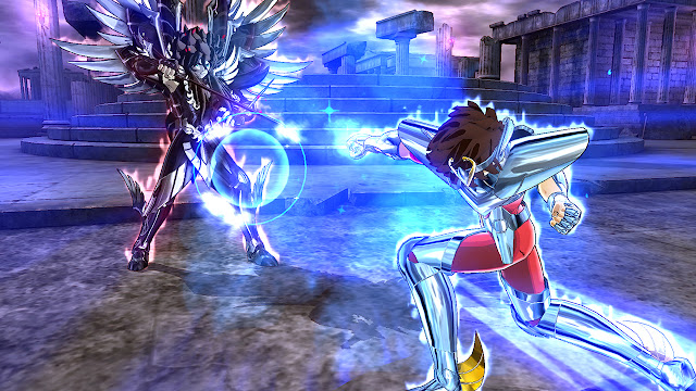 Saint Seiya Soldiers Soul PC Download Gameplay 1
