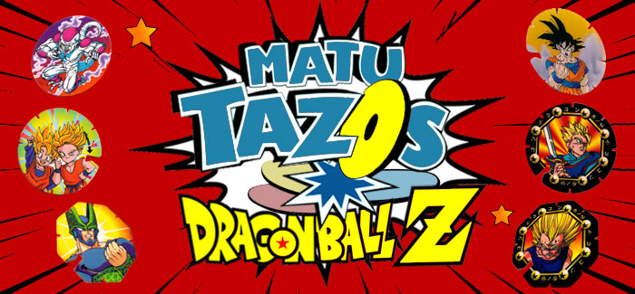 Tazos Dragon Ball Z (Matutano, 1995)