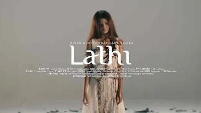 Lirik Lagu Weird Genius - Lathi (ft. Sara Fajira)