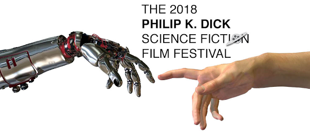 2018 philip k dick science fiction film festival banner