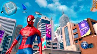 spider man ultimate power مهكرة