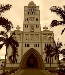 Igreja Nossa Senhora Mãe dos Homens, A Igreja Matriz de Araranguá