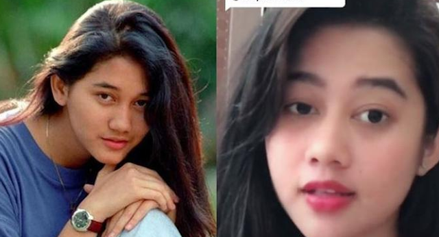 Viral Wanita Mirip Nike Ardilla, Bikin Netizen Kangen dan Merinding