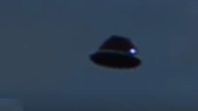 UFO evidence caught on camera over Florida.