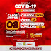 Jaguarari registra um óbito e um novo caso de coronavírus no Boletim desta sexta-feira (02/07)