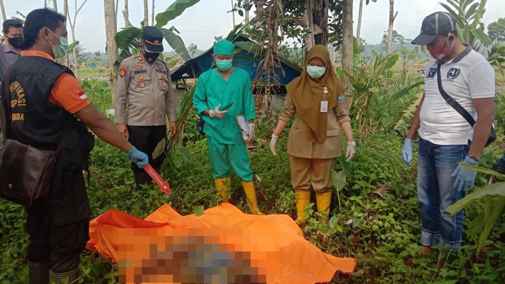 Mayat Perempuan Tanpa Identitas Ditemukan di Purbalingga, Ini Ciri-cirinya...
