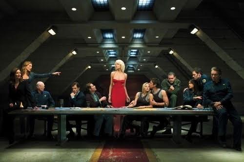 Battlestar Galactica - Affiche