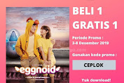 Promo CGV Cinemas Beli 1 Gratis 1 Terbaru