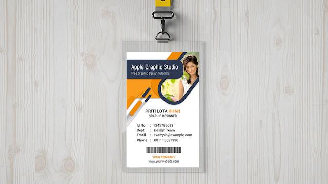 fantastic-id-card Fantastic ID Card Design - Photoshop CC Tutorial download