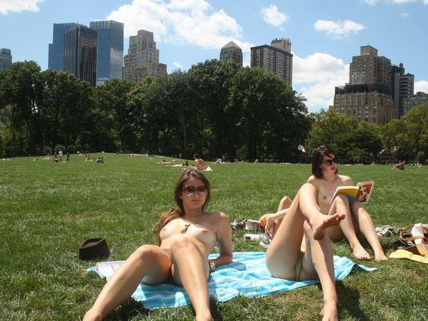 Shes super Nudist club new york city this