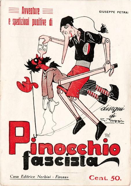 Pinocho fascista