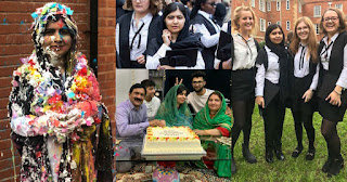 Malala Yousafzai Gets Oxford Degree   Celebrates With Family