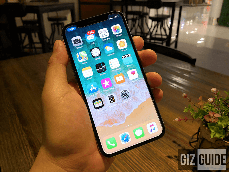 Why You should consider getting the iPhone X with Smart