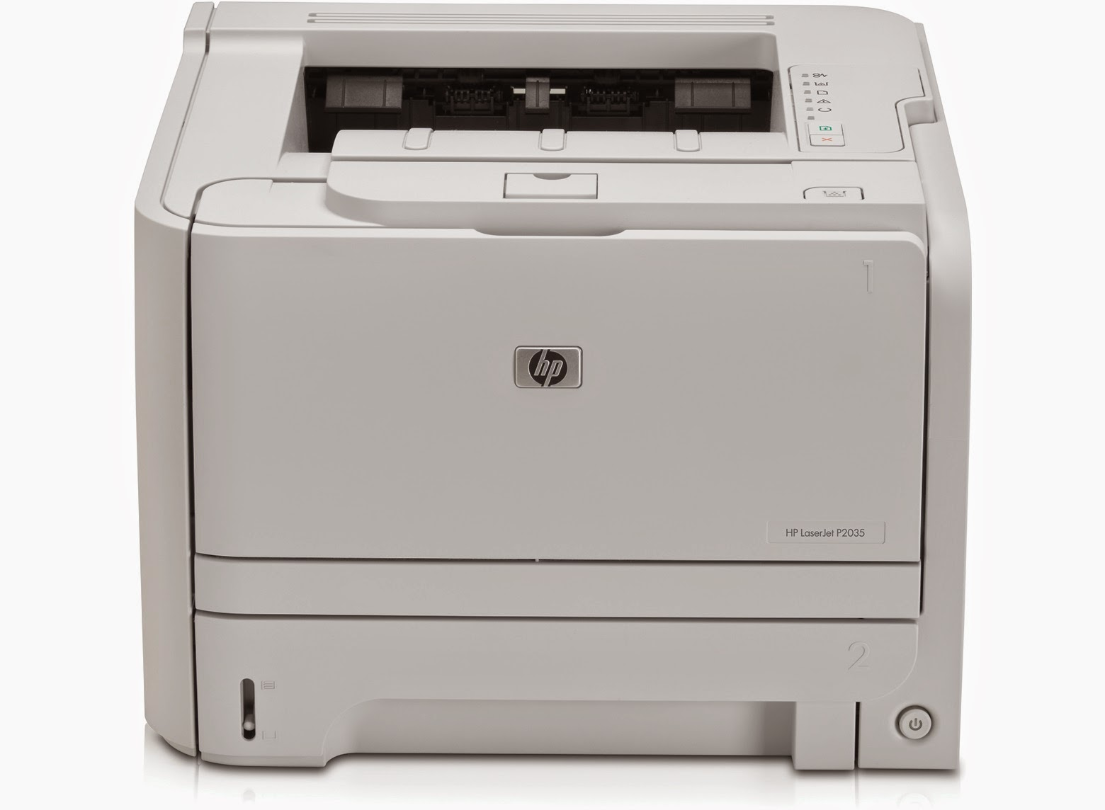 HP LaserJet P2035 Printer series Software and Driver ...