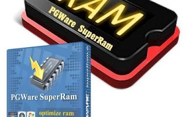 تحميل برنامج PGWare SuperRam  لتسريع الويندوز لأقصي درجة