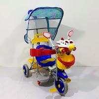 Sepeda Roda Tiga Anak Family F598P baby tricycle