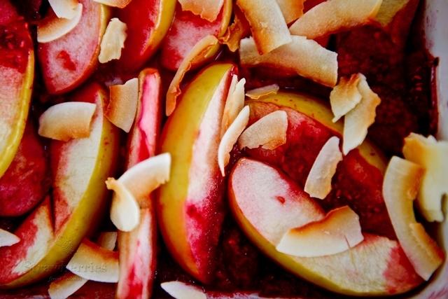 Zapiekane zimowe owoce Hello Zdrowie