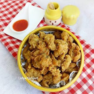 Resep Masakan Chicken Popcorn By @lidyatjahjadi