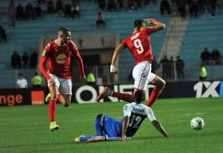 نتيجة مباراة النجم الساحلي والهلال السوداني اليوم