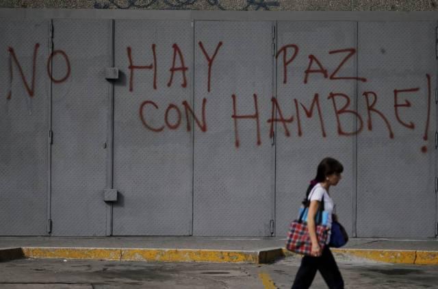 La dieta de Maduro: Libertad vs. comida
