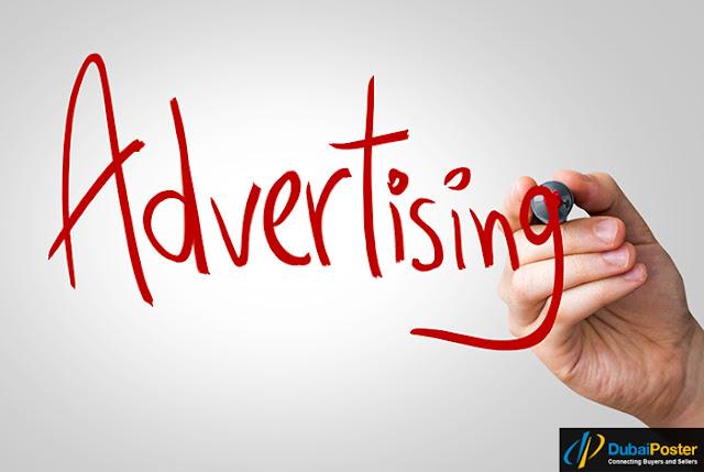 Advertising in dubai, UAE