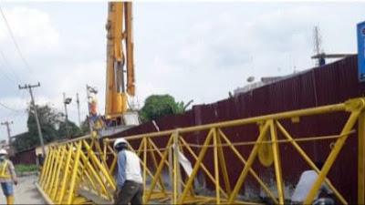 Resahkan Warga, Proyek Pembangunan Pajak di Medan Estate Timbulkan Polemik
