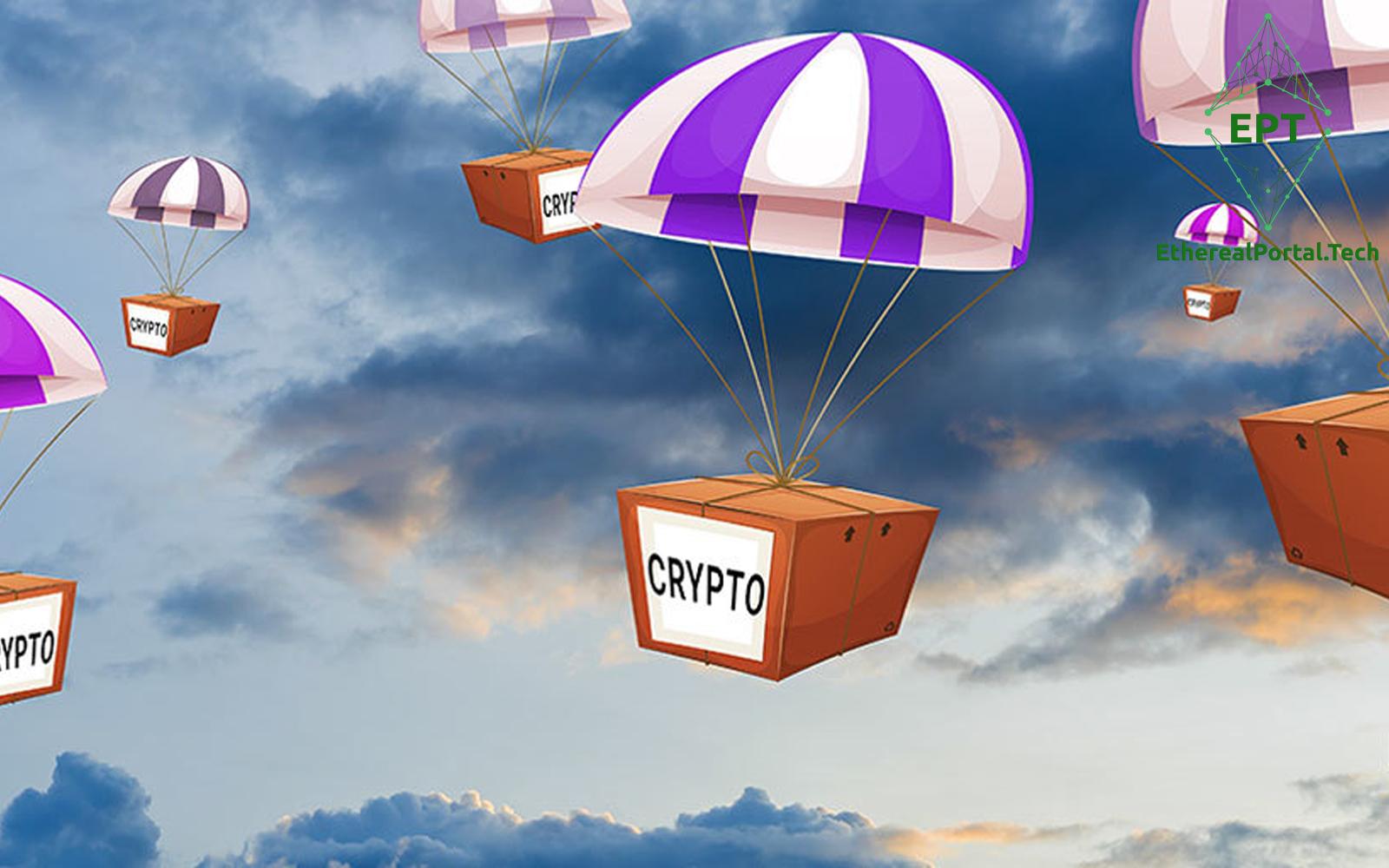 Airdrop Crypto