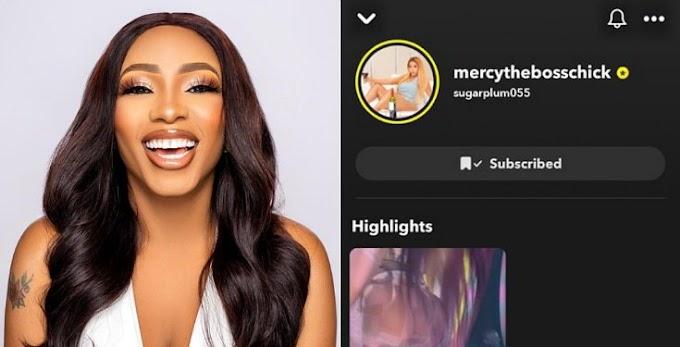 Mercy Ike Breaks Record on Snapchat