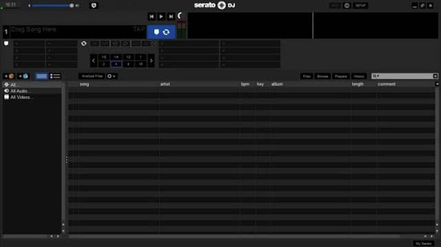 Screenshot Serato DJ Pro 2.2.3 Build 90 Full Version