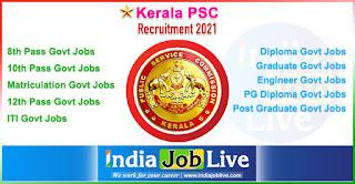 kpsc-thulasi-kerala-psc-recruitment-indiajoblive.com