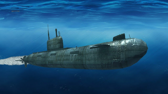 Submarine | ScienceABC