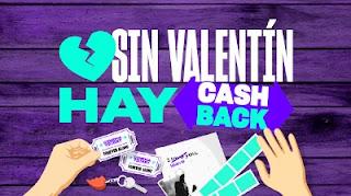 San Valentin de CashBack Versus 12-19 febrero 2021