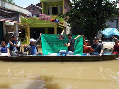 IKLB Jabar Gelar Baksos Peduli Banjir
