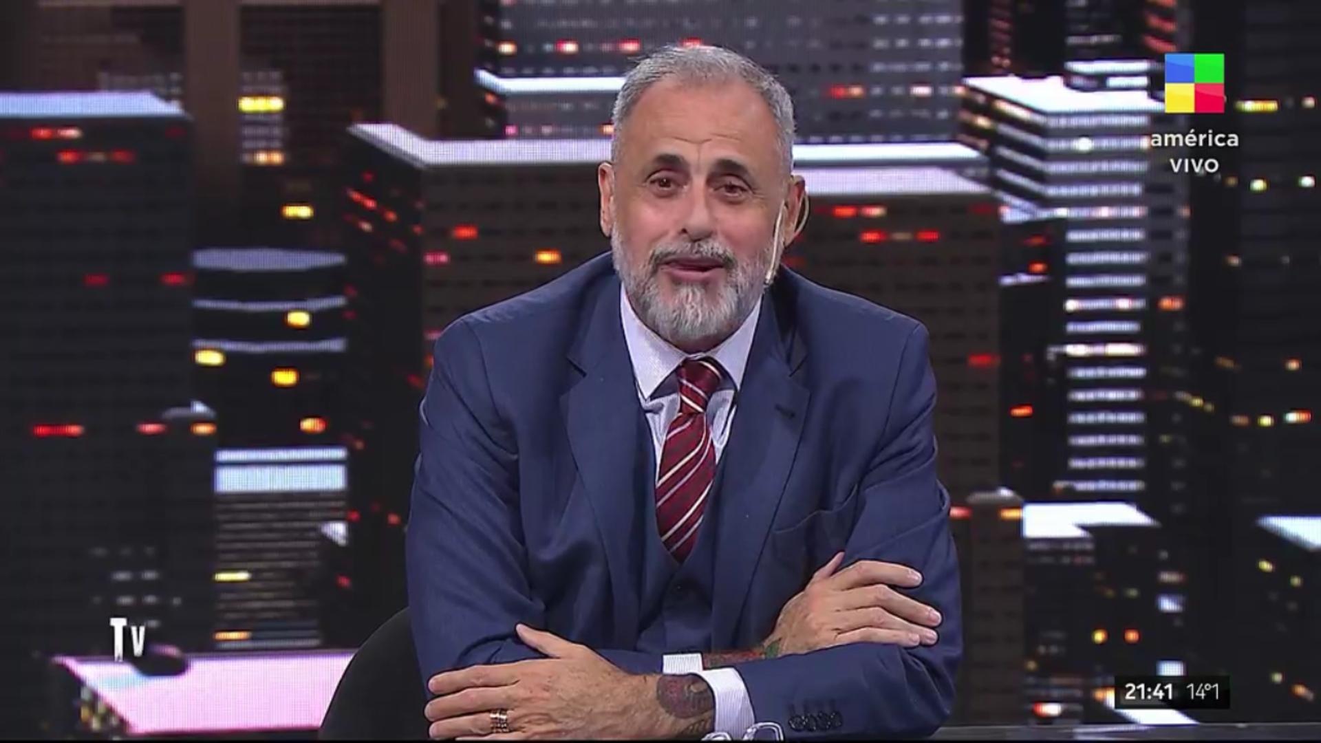"VIDEO: A menos de dos meses de su inicio, así anunció Jorge Rial el final de ""TV Nostra"""