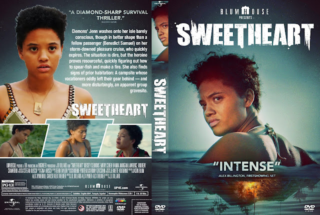 Sweetheart DVD Cover