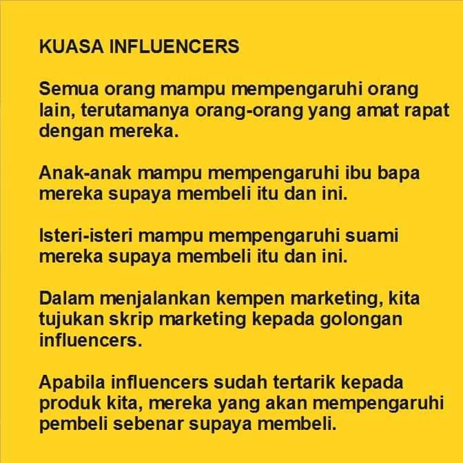 Berbaloi ke upah influencer marketing, social media influencer, penggalak media sosial,instafamous, tiktoker malaysia