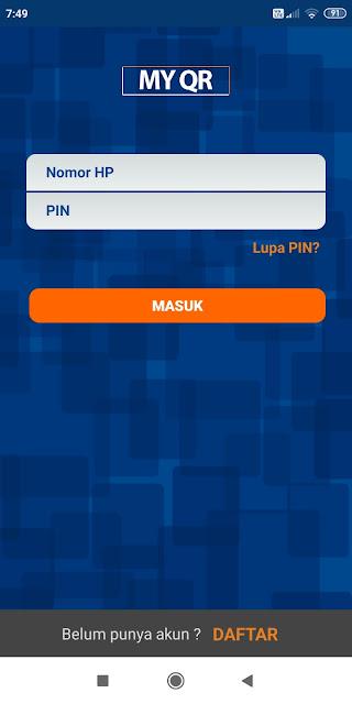 pendaftaran mobile banking BRI