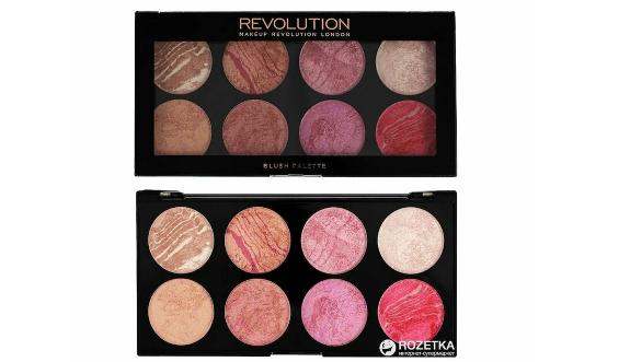 Makeup Revolution London Blush Queen, 6 g